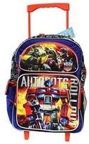 Transformers Autobots Rollout Size Rolling Backpack (16in)