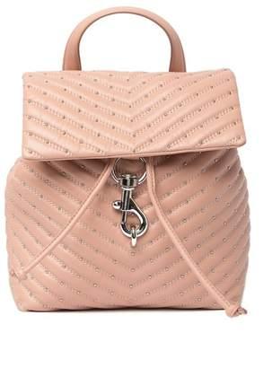 Rebecca Minkoff Edie Leather Flap Backpack