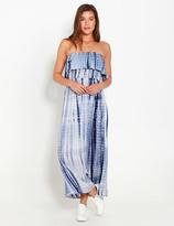 Dotti Indie Tie Dye Shoulder Maxi Dress