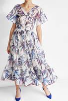 Emilio Pucci Printed Midi Dress
