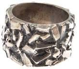 Tobias Wistisen 'Chaotic' ring