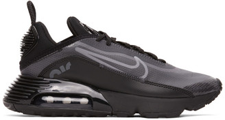 Nike Black and Grey Air Max 2090 Sneakers