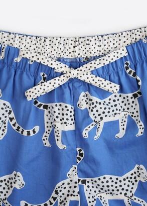 Snow Leopards Organic Cotton Pyjamas