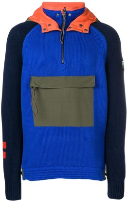 Polo Ralph Lauren Zipped Front Sweater