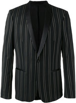 The Kooples gold striped blazer