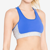 Splits59 Daphne High Impact Support Bra - Lt. Heather Grey