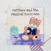 Jonny's Sister The Magical Bookcase Personalised Book