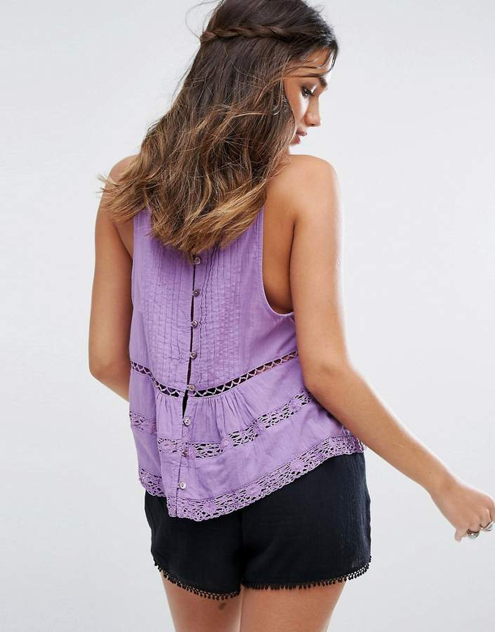 Free People Constant Crush Singlet Top