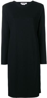 Jil Sander Pre Owned Mid-Length Shift Dress