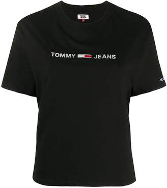 Tommy Jeans branded T-shirt