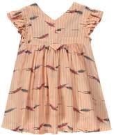 Morley Honey Striped Dress