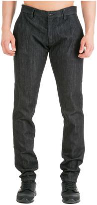 Emporio Armani Logo Jeans