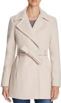 Calvin Klein Tie-Waist Coat