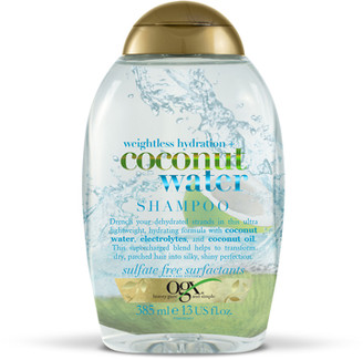 OGX Weightless Hydration + Coconut Water Shampoo 385ml