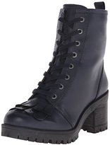 Nine West Women's Upload Leather Ankle Boot