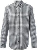 Maison Margiela gingham check shirt