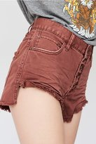 Free People Runaway Slouch Cutoffs