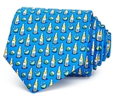 Vineyard Vines Beer & Lime Wide Tie