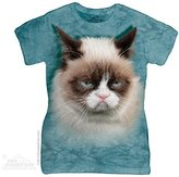 The Mountain Junior's Grumpy Cat Graphic T-Shirt