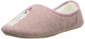 Joules Women's SLIPPET Open Back Slippers