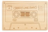 Fred & Friends Cheesy Love Songs Cheese Board