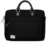 Sandqvist Pontus Black Laptop Bag