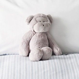The White Company Jellycat Marcelle Monkey Toy, Neutral, One Size