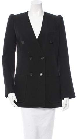 Chloé Double-Breasted Wool Jacket w/ Tags