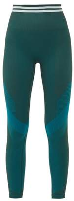 LNDR Skylark High-rise Thermal Leggings - Womens - Green