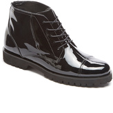 Amalfi by Rangoni Black Tempra Leather Boot