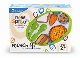 Learning Resources Munch It! My Very Own Play Food