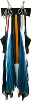 Chloé rope tie dress - women - Silk/Polyamide/Polyester/Acetate - 36