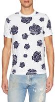 Kenzo Tiger Pattern T-Shirt
