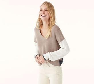Splendid Colorblock Pullover - Gemma