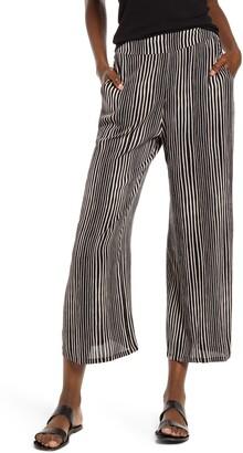 Billabong Cut Through Wide Leg Crop Pants