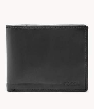 Fossil Allen Rfid Traveler Wallet SML1547001