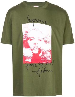 Supreme Madonna T-shirt