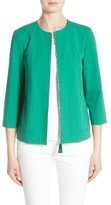 Lafayette 148 New York Women's Levine Cotton Blend Jacket