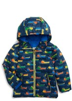 Hatley Toddler Boy's Bobsled Print Puffer Jacket