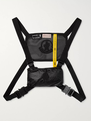 MONCLER GENIUS 6 Moncler 1017 Alyx 9sm Mesh And Shell Harness