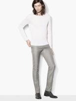 John Varvatos Silk Linen Crewneck Sweater