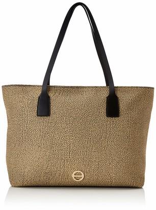 Borbonese Women's Shopping Large Shoulder Bag