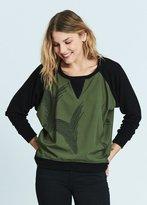 Karen Zambos Feather Abba Sweatshirt