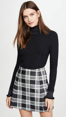 Scotch & Soda Turtleneck Ribbed Sweater