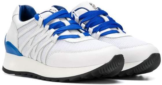 Stefano Ricci Kids lace-up sneakers
