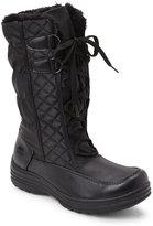 totes Black Corina Snow Boots