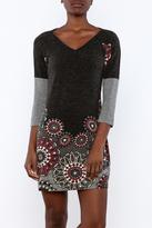 Aryeh Print Dress