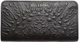 Billabong Hidden Leather Wallet Black