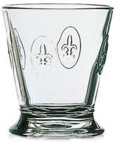 La Rochere Glassware, Set of 6 Fleur De Lys Double Old-Fashioned Glasses