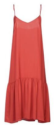 Semi-Couture SEMICOUTURE 3/4 length dress